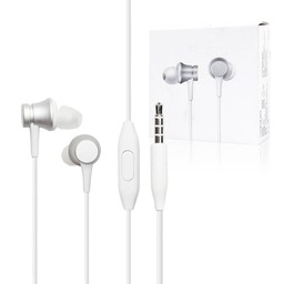 Xiaomi Mi Piston Basic In-Ear Headset - Oordopjes Mat Zilver