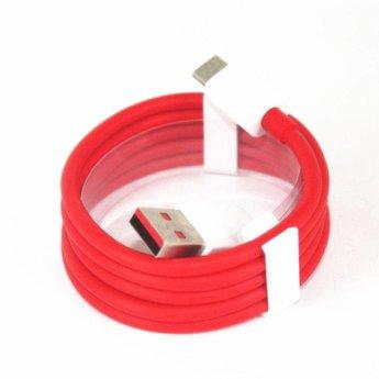 OnePlus 3 / 3T / 5 / 5T / 6 Originele Oplader HK0504 Dash 4A Adapter met 1 meter USB Type-C Dash kabel