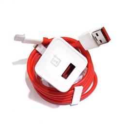 OnePlus 3 / 3T / 5 / 5T Originele Oplader HK0504 Dash 4A Adapter met 1 meter USB Type-C Dash kabel