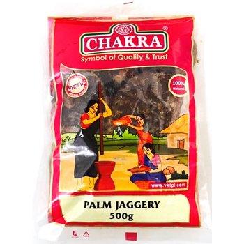 Chakra Palm Jaggery, 500 gr