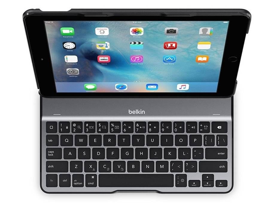Belkin QODE Ultimate Lite Keyboard Case voor de iPad (2018) / (2017) / iPad Air