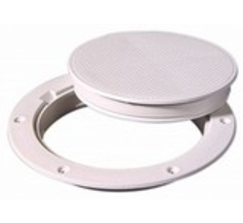 "Tempress Deck Plate White 6"" Pry Out"