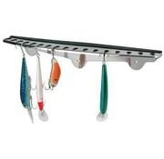 Fish-On! Rostfritt stål Folding krok rack
