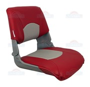 Springfield Skipper boat chair Gray / Red