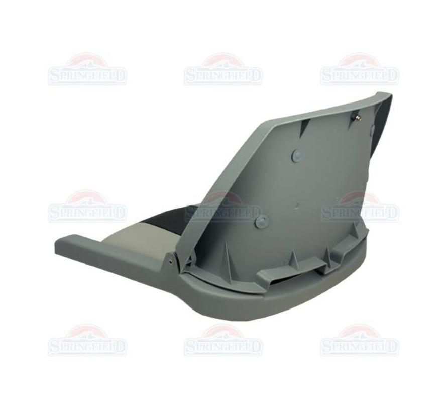 Traveler Gray / Charcoal Gray boat seat