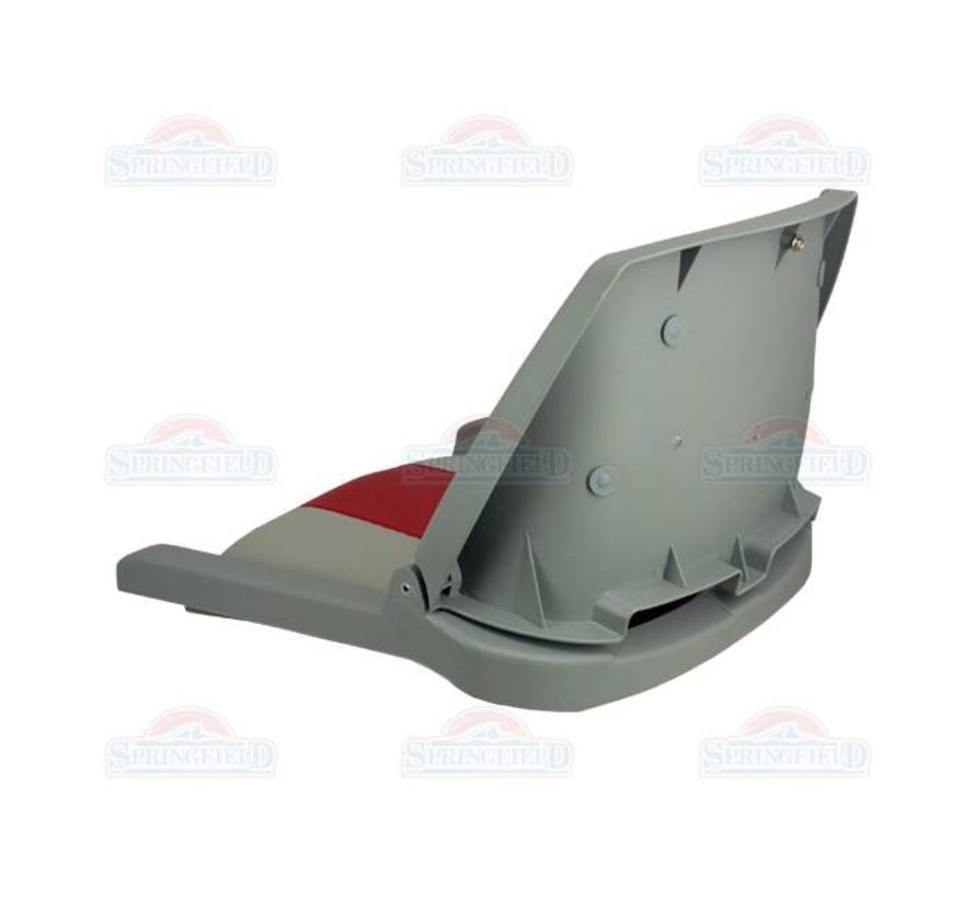 Traveler Gray / Red-Gray boat seat