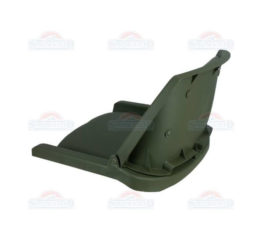 Traveler Green/Green bootstoel