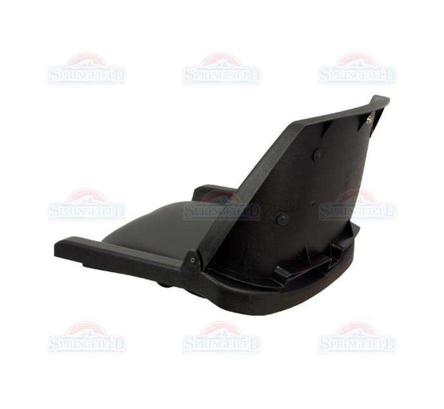 Traveler Black / Black boat seat