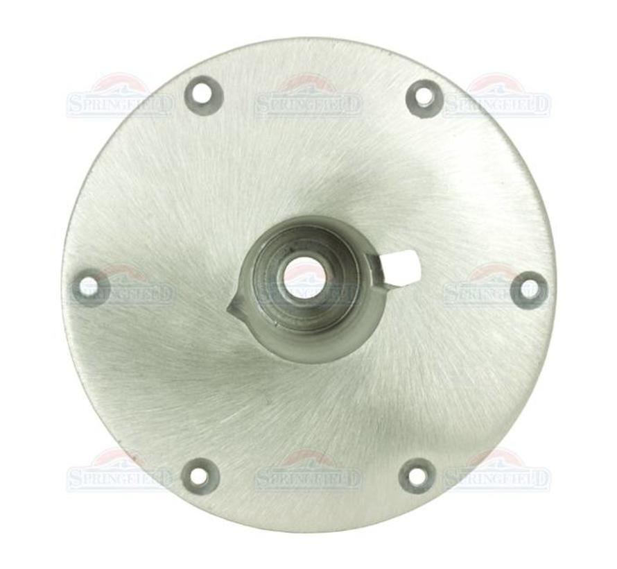 "Taper-Lock 9"" Aluminum Base Round"