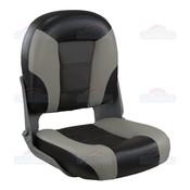 Springfield Premium-Skipper Boot Stuhl Grau / Charcoal