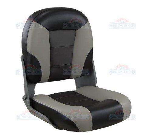 Springfield Premium Skipper bootstoel Gray/Charcoal