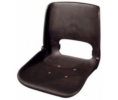 Tempress All Weather bootstoel zonder bekleding Black