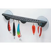 "BoatMates 12 ""rack Hook Graphite"