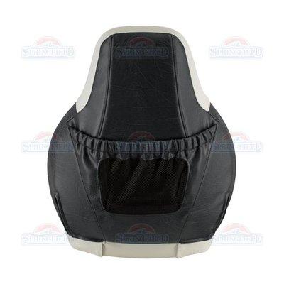 Springfield Fisch Pro 100 Boot Stuhl hellgrau mit dunkelgrau