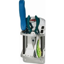 Fish-On! Tempress Fish-On! Stainless Steel Knife & Pliers Caddy