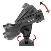 Scotty 230 Power Lock Rod holder med sido / däcksmontage (241)