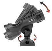 Scotty 230 Power Lock Stangenhalter mit Seiten / Deckbefestigung (241)