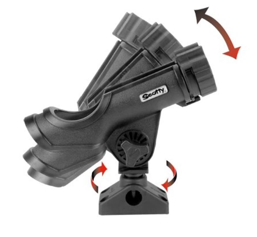 230 Powerlock rod holder with side / deck mounting (241)