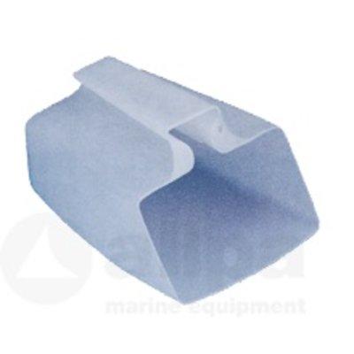 Plastic bailer white
