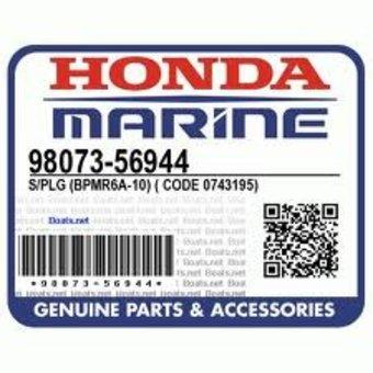 Bougie d'allumage de bougie d'allumage Honda BPMR6A-10