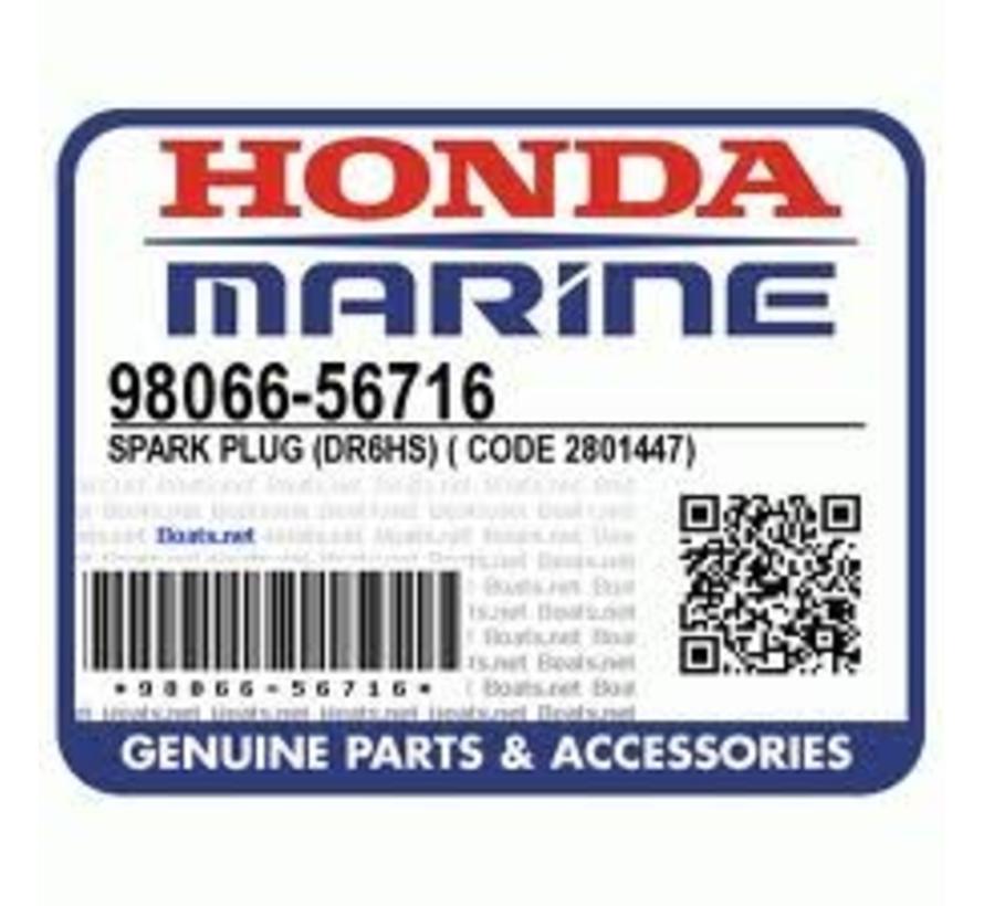 Bougie Sparkplug Honda DR6HS