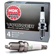 Spark plug spark plug V-Power 6962 BKR6E