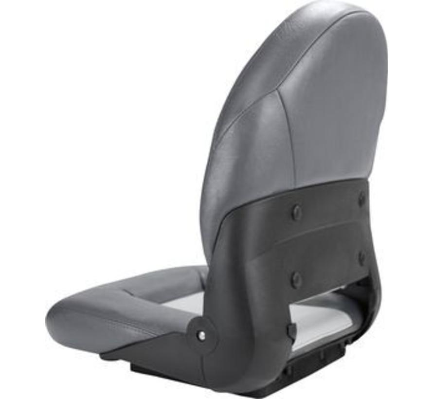 Navistyle ™ High Back Boat Chair Charcoal / Gray