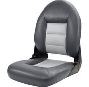 Tempress Navistyle™ High Back Bootstoel Charcoal/Gray