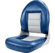 Tempress Navistyle ™ High Back Boat seat Blue / Gray