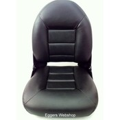 Tempress Navi Style ™ High Back Boots-Sitz All Black