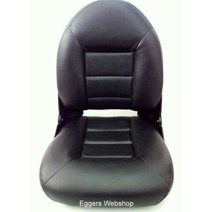 Tempress Navi Style ™ Hög Back Boat Seat All Black
