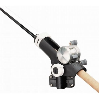 Fish-On! BLK Rod Holder Vintage