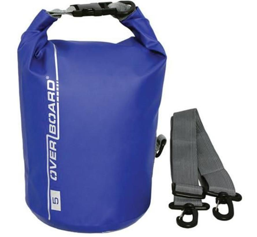 Classic Dry Tube 5 Ltr Blue
