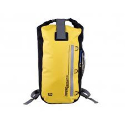 OverBoard Classic Waterproof Backpack - 20 Litres jaune