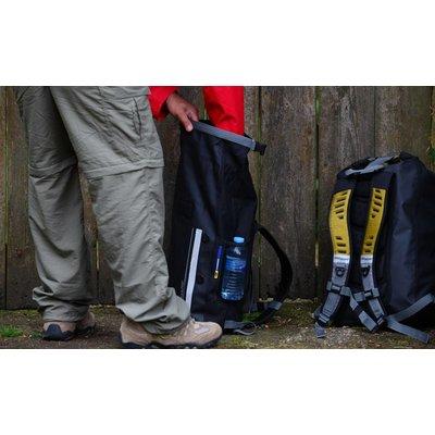 OverBoard Classic Waterproof Backpack - 20 Litres Zwart