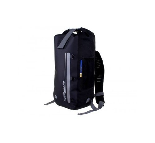 OverBoard Classic Waterproof Backpack - 20 Litres Schwarz