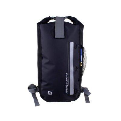 OverBoard Classic Waterproof Backpack - 20 Litres Noir