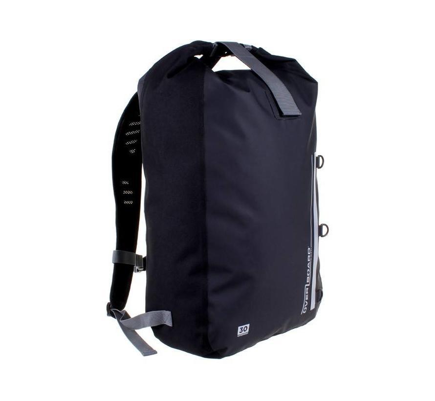Classic Waterproof Backpack - 30 Litres Schwarz