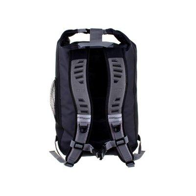 OverBoard Classic Waterproof Backpack - 30 Litres Schwarz