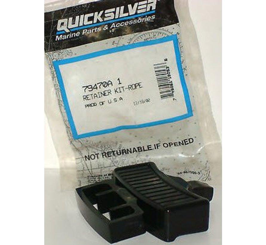 Quicksilver corde kit Retenue