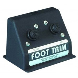 Foot trim control unit