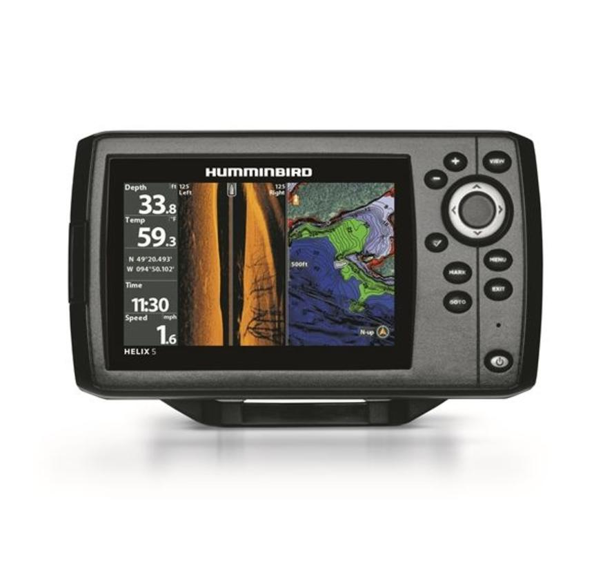 Helix 5 Chirp SI G2 GPS