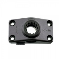 Scotty 241L Lock Down Combination Side and Deck Mount Bracket