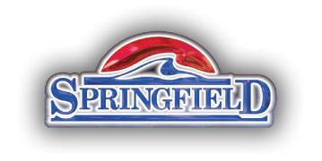 Springfield plast båt säten