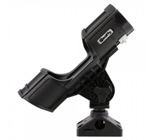 Scotty 400 Orca fishing rod holder with 241L side / deck mounting