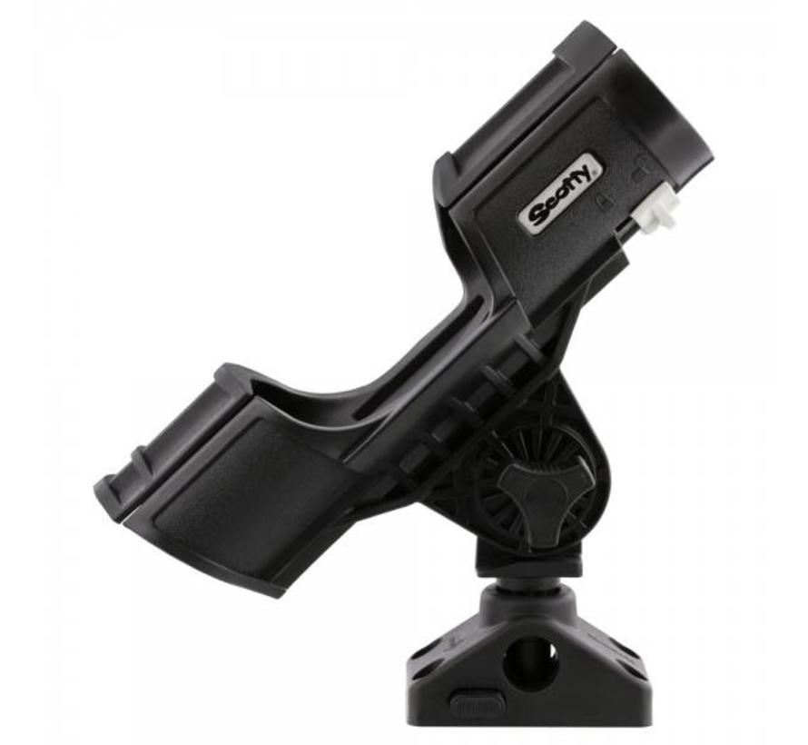 400 Orca fishing rod holder with 241L side / deck mounting