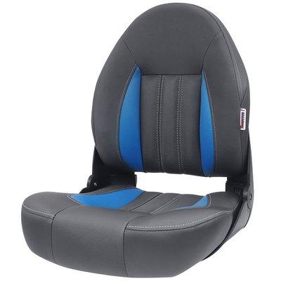 Tempress ProBax® Hoch zurück Stiefel Stuhl blau / grau