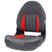 Tempress ProBax® Retour haut Bateau Seat Rouge / Gris