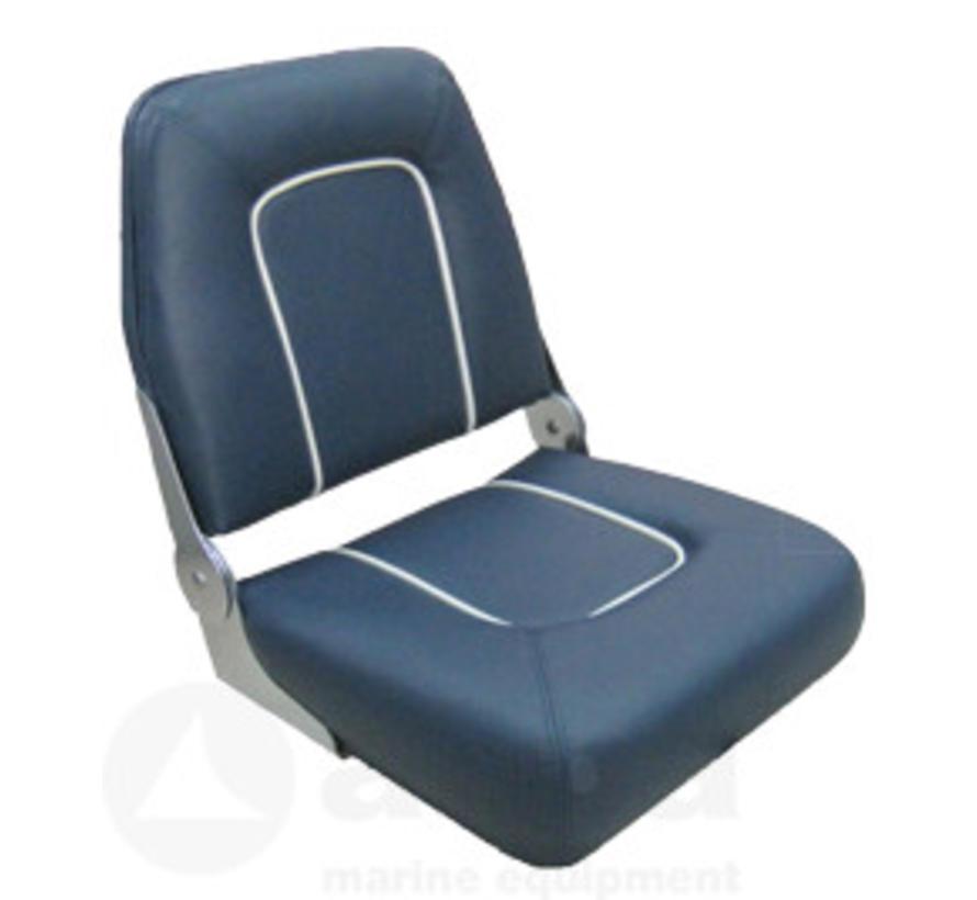 Allpa chaise pliante entraîneur bateau bleu