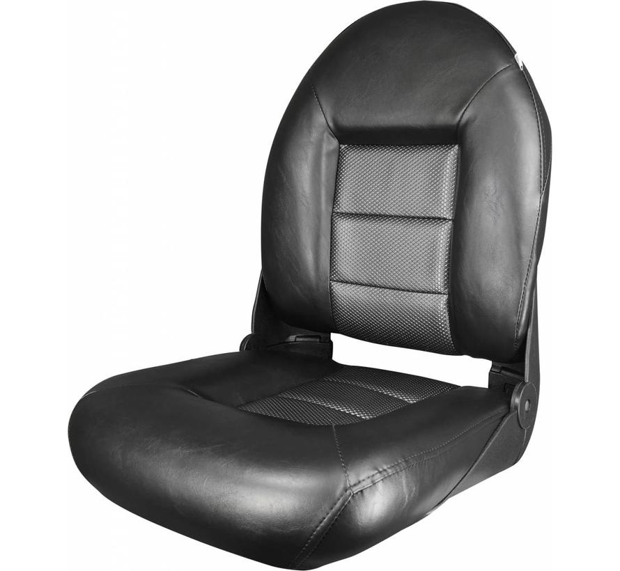 Navistyle ™ High Back Boat seat Black / Wave Rocket